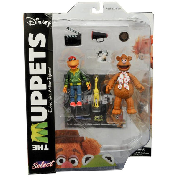 Muppets Select Fozzie & Scooter