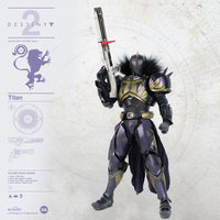 Destiny 2 Titan (Golden Trace Shader)