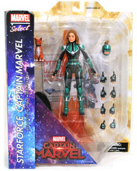 Marvel Select Starforce Captain Marvel