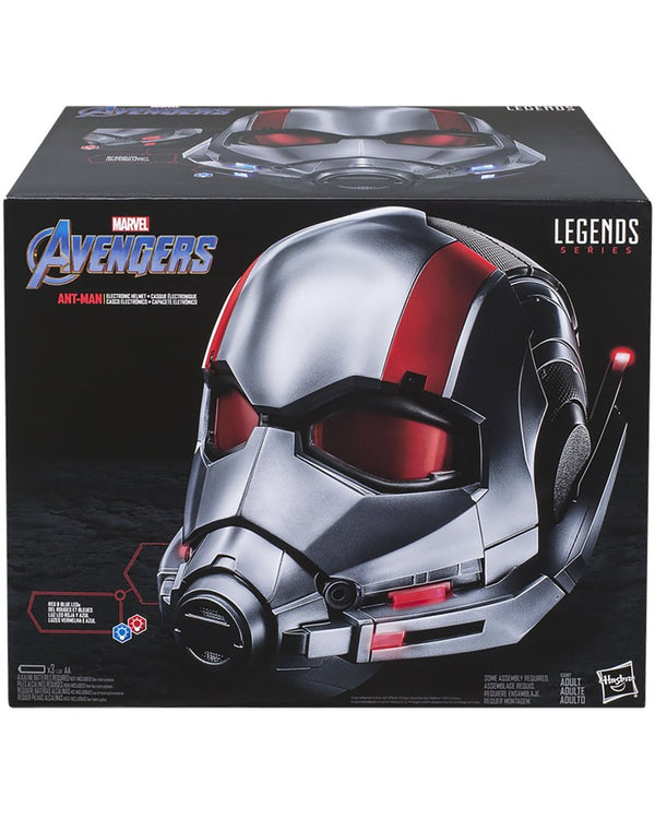 Marvel Legends Ant-Man Electronic Helmet