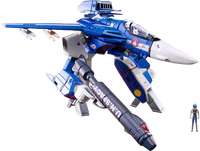 Veritech Micronian Pilot Collection Vol.4: Max Sterling's VF-1J