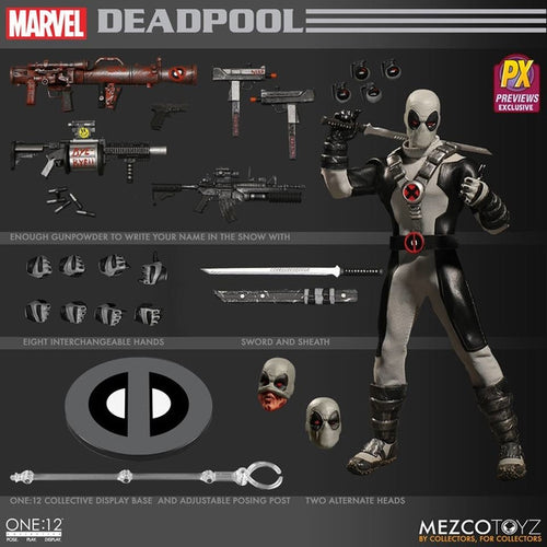 One:12 Collective PX Deadpool