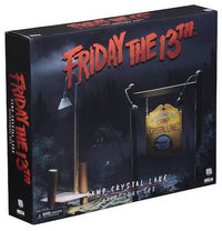 Friday the 13th Camp Crystal Lake Accessory Set