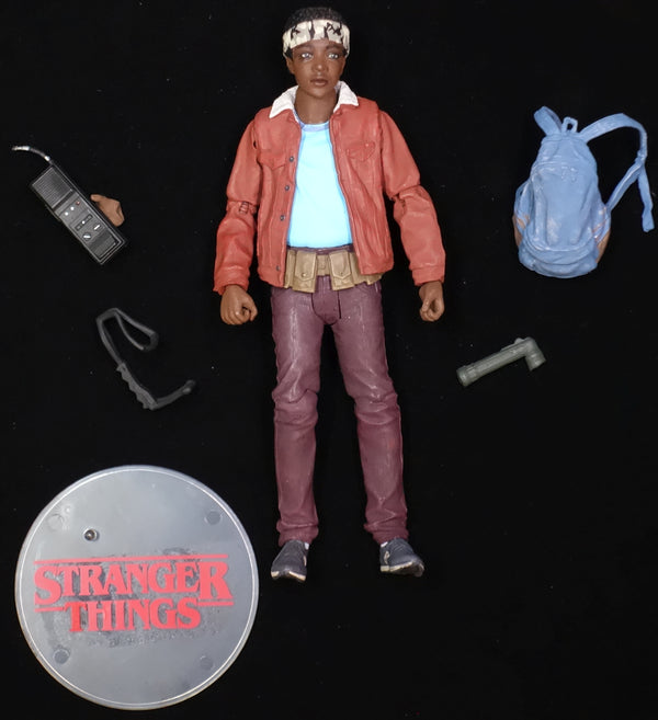 Stranger Things Lucas Sinclair