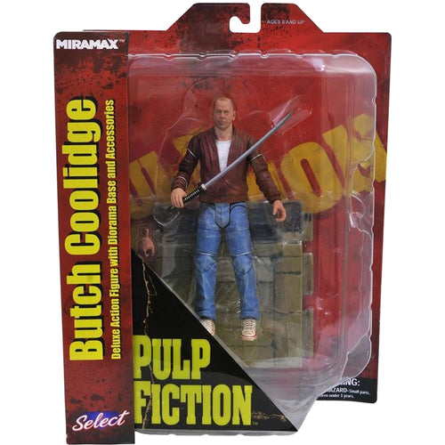 Pulp Fiction Select Butch Coolidge