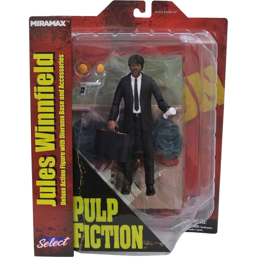 Pulp Fiction Select Jules Winnfield
