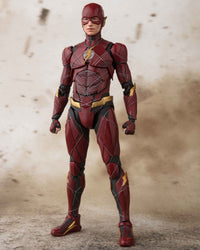 S.H. Figuarts Justice League Flash