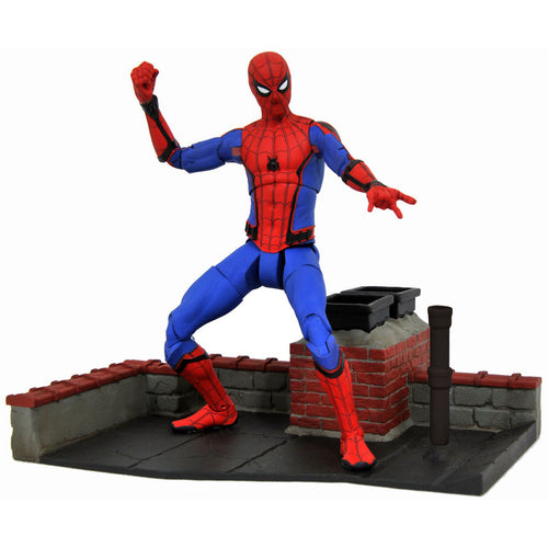 Marvel Select Spider-Man: Homecoming Spider-Man