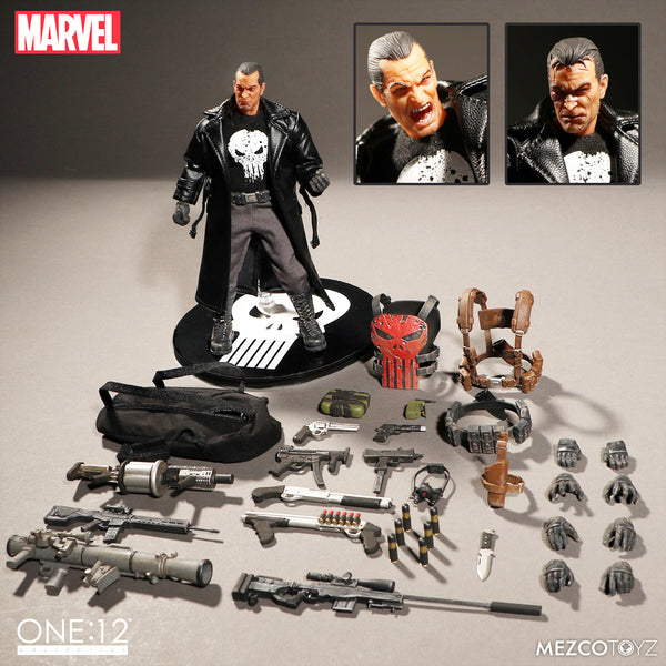 Mezco One:12 Collective PX Punisher Deluxe