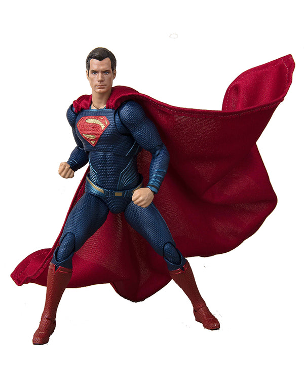 S.H. Figuarts Justice League Superman