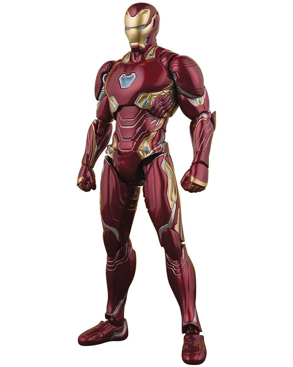S.H. Figuarts Avengers: Infinity War Iron Man Mk.50 & Stage Set