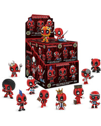Bellhop Deadpool Mystery Mini