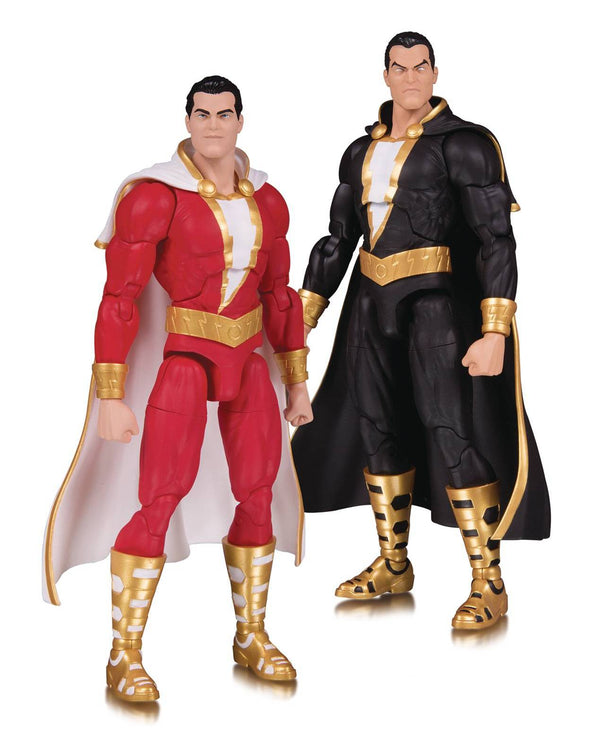 DC Essentials 09 Shazam & Black Adam 2-Pack