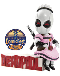Mini Egg Attack: MEA-004 Deadpool Maid Outfit (X-Force)