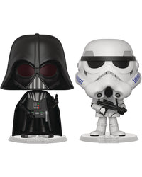 Vynl. Star Wars: Darth Vader & Storm Trooper