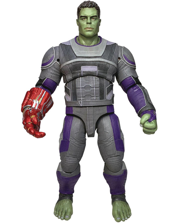 Marvel Select Avengers Endgame: Hero Suit Hulk