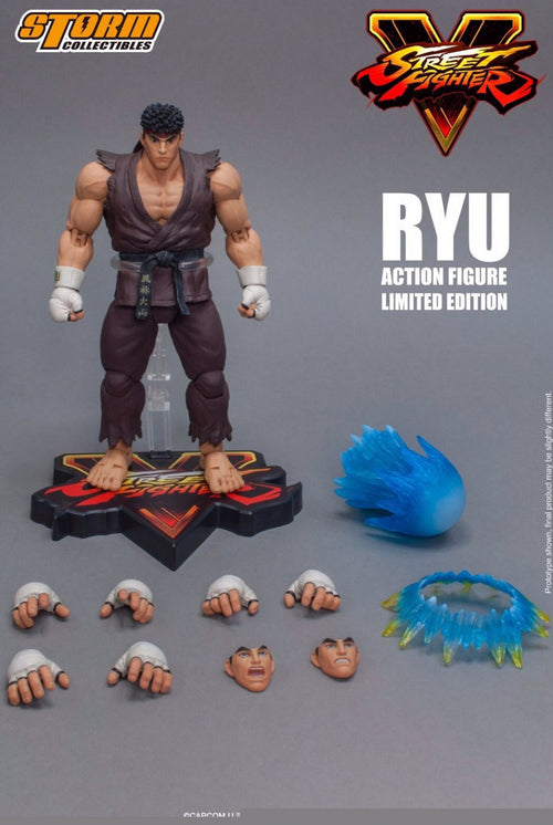 Storm Collectibles Street Fighter V Ryu (Brown)