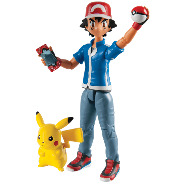 Pokemon Ash & Pikachu