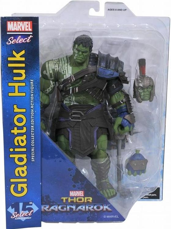 Marvel Select Thor: Ragnarok Gladiator Hulk