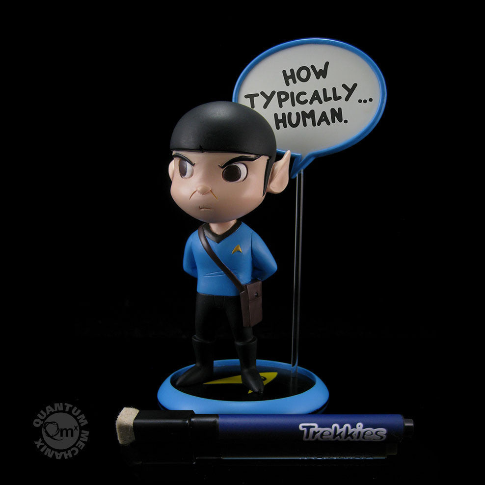 QMx Trekkies Spock Q-Pop