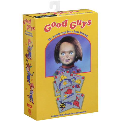 NECA Child's Play: Ultimate Chucky