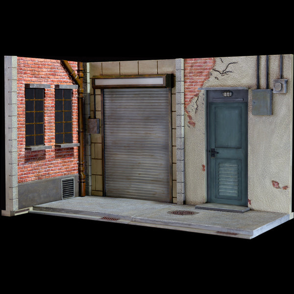Back Alley Diorama Series