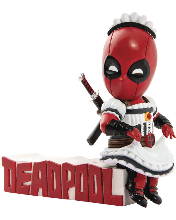 Mini Egg Attack: MEA-004 Deadpool Maid Outfit