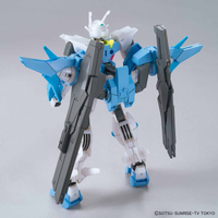 HGBD: 014-SP Gundam 00 Sky (Higher Than Sky Phase)
