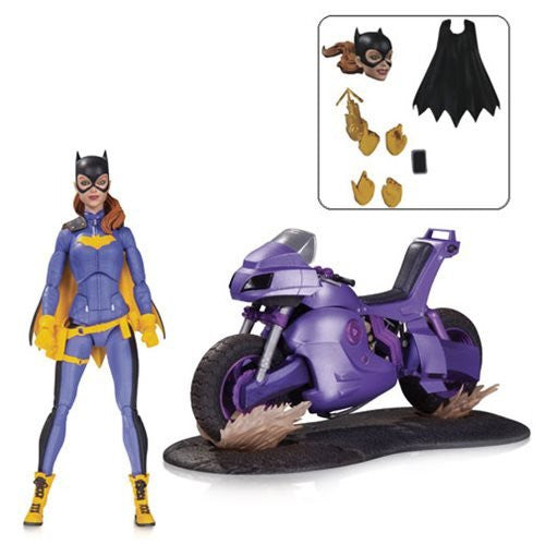 DC Icons 23 Batgirl of Burnside