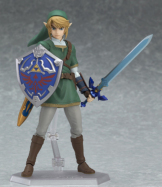 figma 320 Link: Twilight Princess ver. DX Edition