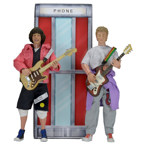 NECA Bill and Ted's Excellent Adventure 2 Pack