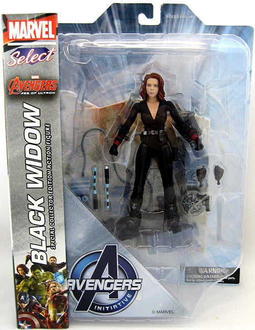 Marvel Select Avengers Age of Ultron: Black Widow