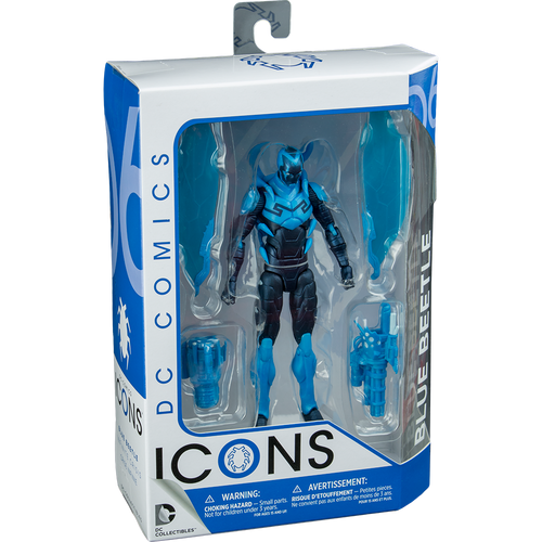 DC Icons 06 Blue Beetle