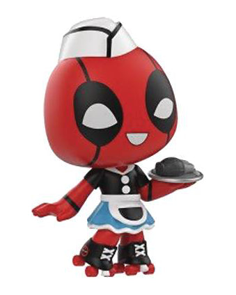 Carhop Deadpool Mystery Mini