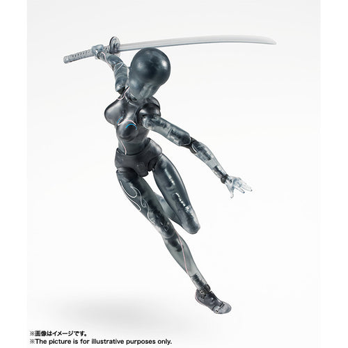 S.H. Figuarts Body Chan & Tamashii Stage [World Tour Ver.]