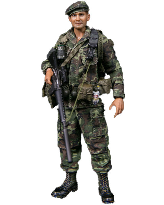 Pocket Elite Series 009 Marine Force Recon in Vietnam