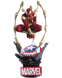 D-Stage DS015 Iron Spider-Man