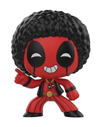 Disco Deadpool Mystery Mini