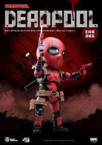 Egg Attack Action: EAA-065 Deadpool