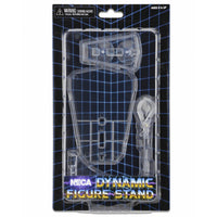Dynamic Action Figure Display Stands
