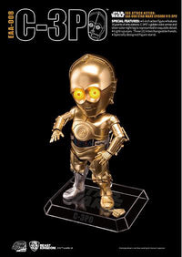 Egg Attack Action: EAA-008 Star Wars: Episode V C-3PO