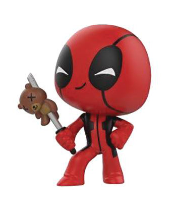 Fencer Deadpool Mystery Mini