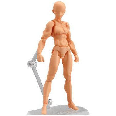 figma 02™' archetype: [he] flesh color ver.