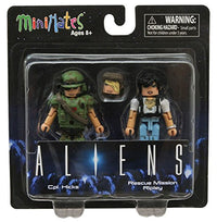 Minimates Aliens Cpl. Hicks with Rescue Mission Ripley