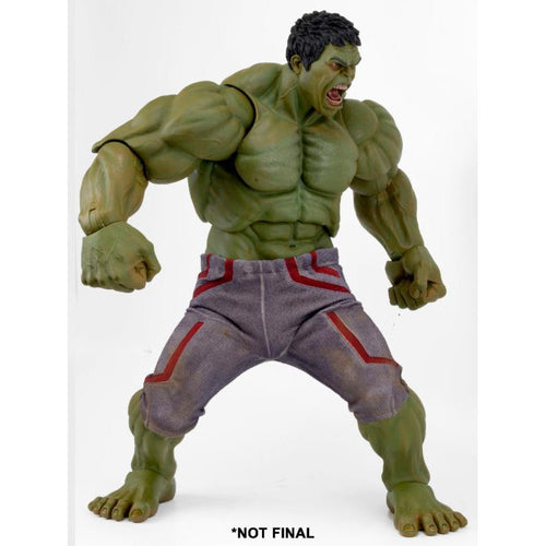 NECA ¼  Scale Avengers: Age of Ultron Hulk