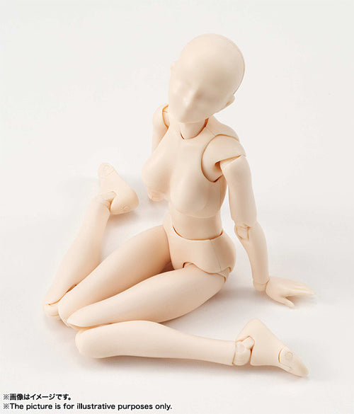 S.H. Figuarts Body Chan [Pale Orange Color Ver.]