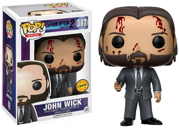 Pop! John Wick Chapter 2 387: John Wick (Chase)