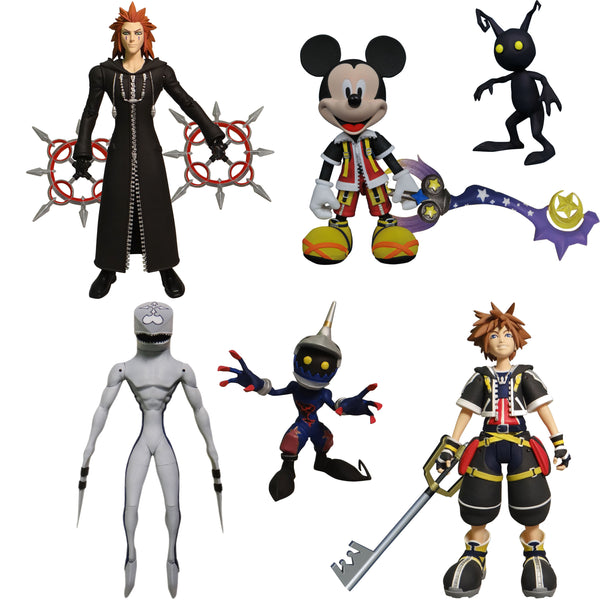 Kingdom Hearts Select Series 1