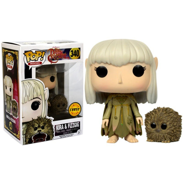 Pop! The Dark Crystal 340: Kira & Fizzgig (Chase)