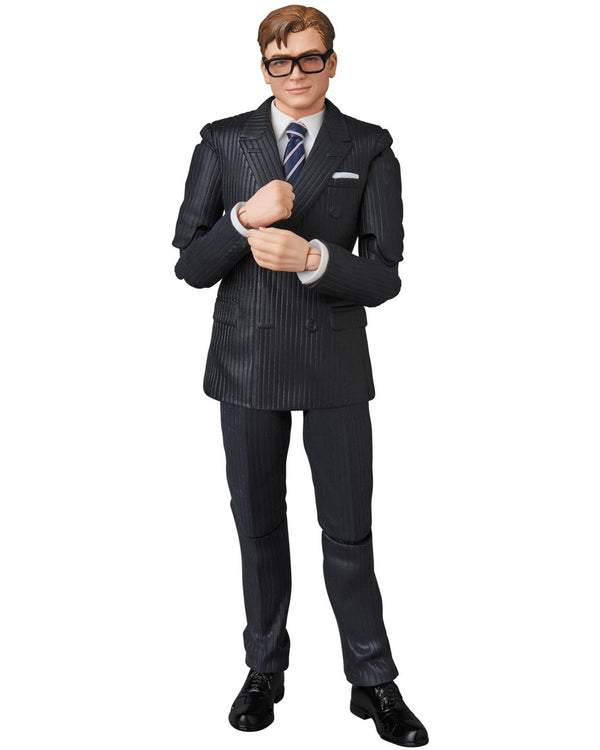 MAFEX 072 Kingsman: The Secret Service Gary